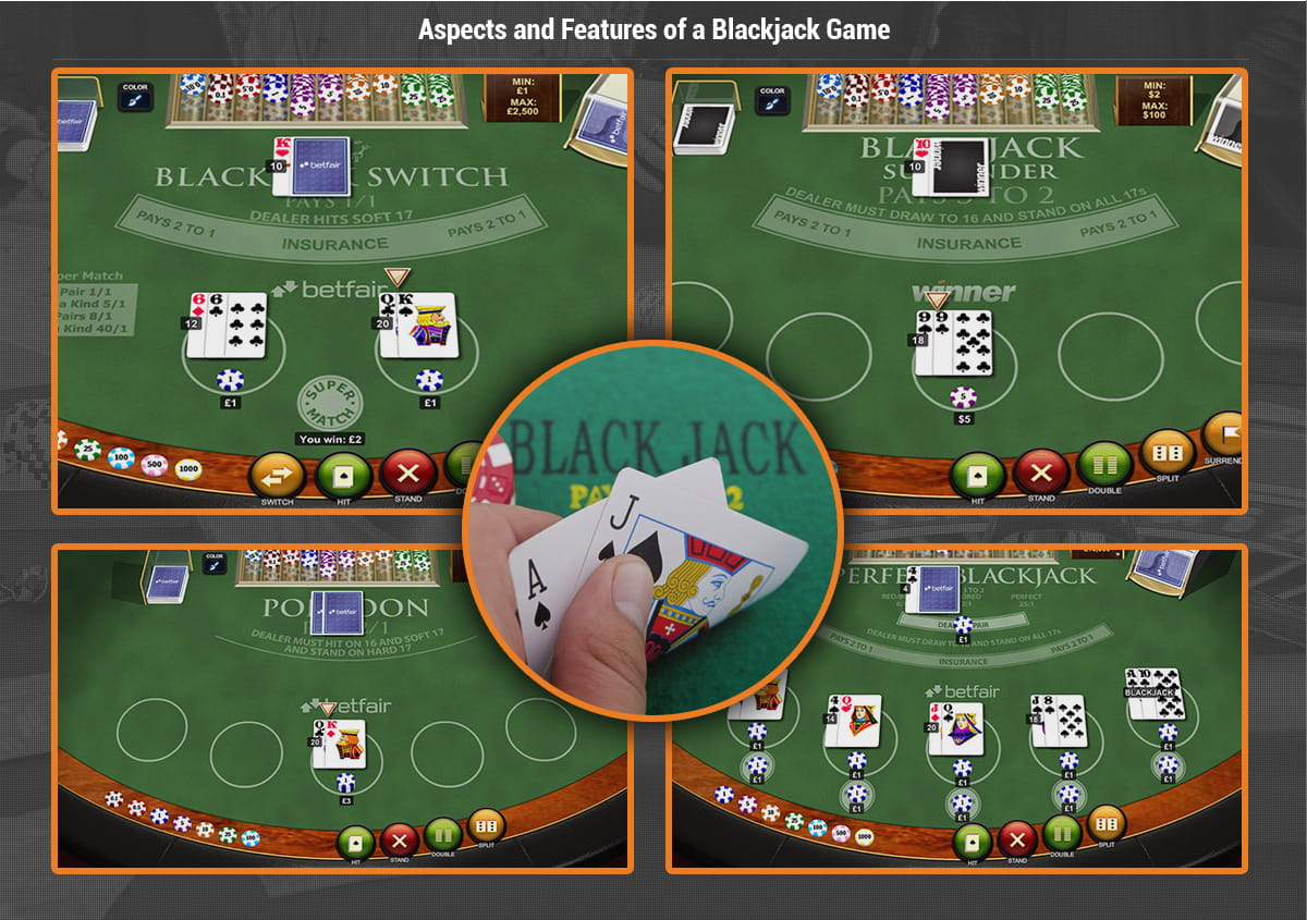 Blackjack in c program