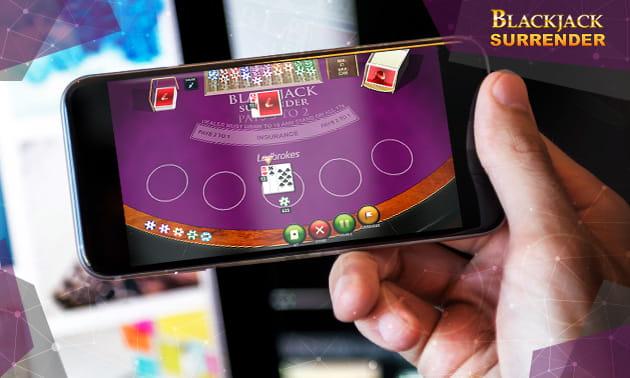 Can you surrender in blackjack in las vegas get unlimited zynga poker chips