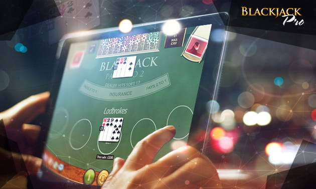 Play Blackjack Pro Online at Casino.com